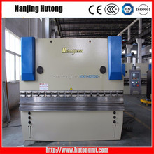 Vente chaude acier plaque de pliage machine, Tôle machine de pliage, Hydraulique machine de pliage 3200