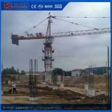 High quality air conditioning tower crane for construction use made in China