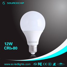 Promotional 120V 60Hz Led Bulb 12W E27