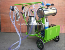 milking machine for men/High performance cow vacuum goat petroleum milking machine/lowest price stainless steel cow goat milking