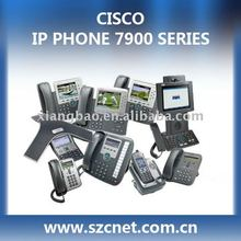 Used and New Cisco Unified VOIP IP Phone 7900 Series