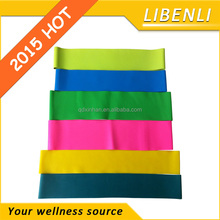 Fitness Resistance Loop Bands for Legs, Arms, Core