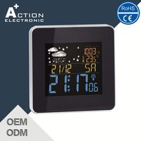 Wholesale Best Quality Auto Flip Calendar Clock