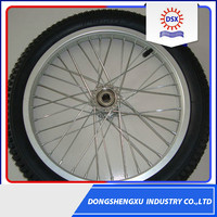 China Manufacturer Bicycle Wheel Wheelbarrows Wheels