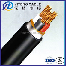 Cu /sta/xlpe/xipe 4core 4mm2 cable ,4x6mm2 cable ,4 core x10mm2 cable