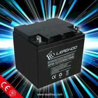 deep cycle gel battery for solar 12v38ah
