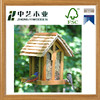 handmade christmas bird houses hanging wood bird feeder cheap bird houses