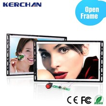 15 inch open frame ads screen bus