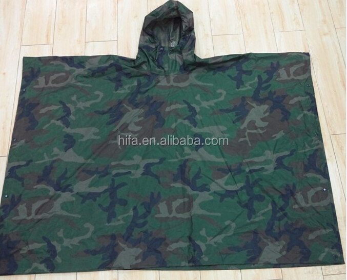 rain poncho,military poncho raincoat,adult poncho  (1).jpg