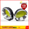 Kysson 2015 new 8W 3.5'' COB daytime running light , LED cob drl , IP67 fog lamp light