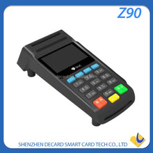 RS232/USB/BLUETOOTH/NFC All-in-one Smart Card Reader Support Magnetic/Contact/Contactless Card