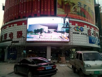 outdoor led p8 ph8 p8mm 8mm electronic advertising board