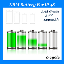 Li-polymer 3.7V 1430mAh AAA Grade Replacement Battery Power Battery for iPhone 4S