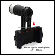 2015 New Factory Production Clip Mini mobile phone optical lens 8x magnification for iPhone/Samsung camera lens
