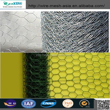 High Quality Galvanized Hexagonal Wire Mesh (Professional manufacturer perfect quality and best price)