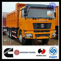 Shacman truck tippers more professional than tata dump truck for sale