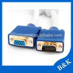 United Arab Emirates Market vga cable 30m vga cable for korea market with low price