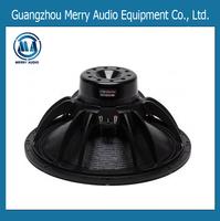 "15"" inch mid bass speaker long throw outdoor speaker driver units dual raw speaker manufacturer"