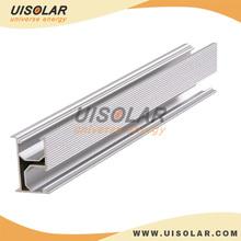 4200mm aluminum rail for solar panel bracket