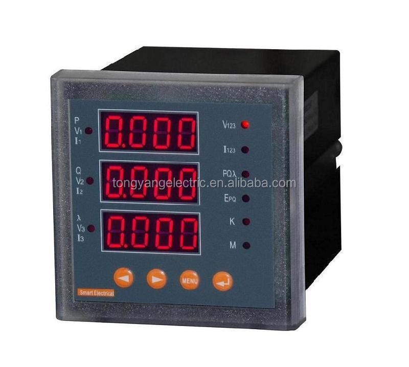 Digital Power Meter With Remote Display : Intelligent digital display power meter buy