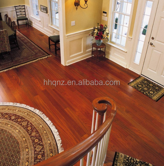 Solid unfinished brazilian cherry wood flooring for sale for Real wood flooring sale