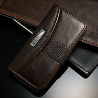 Hot selling for galaxy note 2 case, case for samsung note ii, purse leather case for samsung galaxy note 2