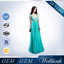 OEM Clothing Manufacturing Lace Patterns Cocktail Dress For Fat Women