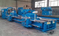 High quality Heavy Duty Horizontal Type Conventional Manual Engine Lathe