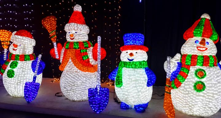 acrylic figurines christmas snowman led fairy light outdoor acrylic figurines christmas snowman led fairy light outdoor