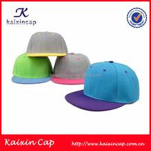 custom flat brim mens hats wholesale snapback cap and hats