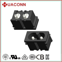 88-02A0B15S-S13 top quality cheapest mini jack ac socket pcb