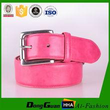 Wholesale design custom leather belt with fashion style