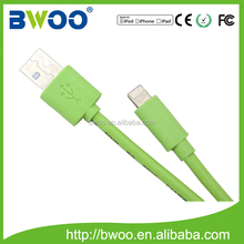 USB data and charge Cable for iphone 5/5s/6/6plus, MFI Certification