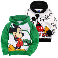 High Quality New 3-8Y Mic-key Mouse boutique boys clothing sets