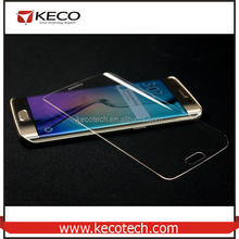 OTAO New for Samsung Galaxy S6 Edge 3D Curved Tempered Glass Screen Protector