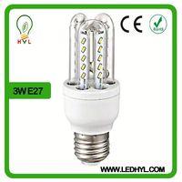 High Efficient Energy Saving Light 3U 4U 3w cfl lamp