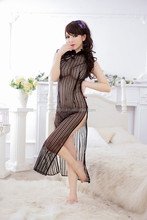 2015 Sexy Mature Woman Hot Night Wear hot sexy lingerie /Fashion design cheap sexy satin slip sexy lingerie