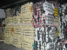 PU foam scrap sponge scrap furniture sponge scrap