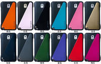 shining anti-shock mobile phone shell phone cases buffer case for Samsung galaxy note3 N9006
