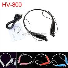 (Factory Supply) HV-800 Bluetooth Headset, Sports Neckband Bluetooth Earphone HV-800, Handsfree V4.0 Bluetooth Headphone