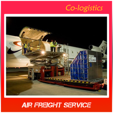 collect cargos by air freight way to Russia