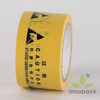 warning tape/caution tape/marking tape PVC Hazard Stripe tape