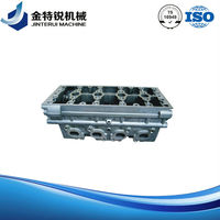 Aluminum diesel engine mazda b2200 cylinder head for sale