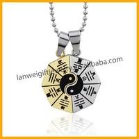 Fashion style necklaces jewelry 2015 stainless steel jewelry fake jewelry