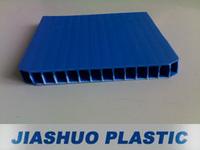 10mm Corrugated Plastic Sheet
