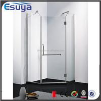 Shanghai SUYA door seal bathroom double glass shower room/cabin shower enclosure/shower room