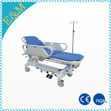 Luxurious Electric Rise-and-Fall Stretcher Cart electric maintenance carts electric fishing carts Transport stretcher