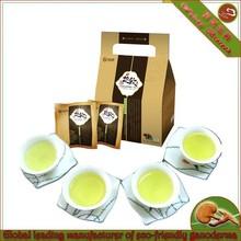 red mushroom powder With Organic Green Tea blended teabag