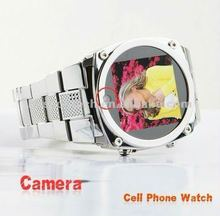 2012 Metal Watch Mobile Phone,high definition