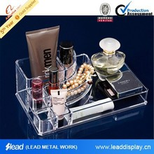 cosmetic case,plastic transparent box,container house